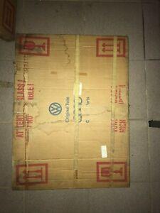 AUDI 80 90 AVANT VW PASSAT DOOR WINDOW LEFT CLEAR 823845201 *Original*