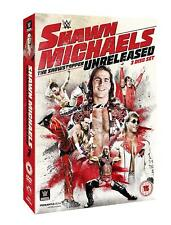 WWE Shawn Michaels - The Showstopper Unreleased [3x DVD] *NEU* 35 Matches HBK