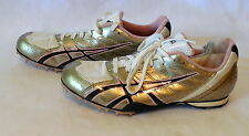 Asics Hyper-rocket Girl ladies Track & Field spikes Shoes women size 9 L167