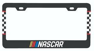 NASCAR Logo License Plate Frame-NASCAR Tag Plate Frame