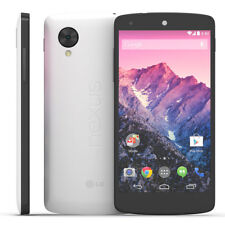 "4.95"" LG Nexus 5 D821 desbloqueado Mobile LTE 32GB 8MP Quad-core GPS NFC -Blanco"