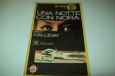GIALLI GARZANTI N.11-BRETT HALLIDAY-MIKE SHAYNE UNA NOTTE CON NORA-1964