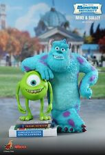 HOT TOYS MONSTERS UNIVERSITY MIKE & SULLEY