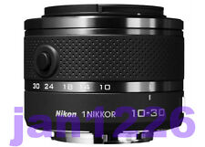Nikon 1 NIKKOR 10-30mm F/3.5-5.6 for J1 J2 J3 S1 V1 V2 *** black SALE kit
