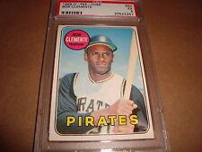 1969 OPC o-pee-chee #50 Roberto Clemente  psa 5  Pittsburgh Pirates (257)