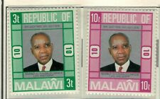 Malawi Scott 285 - 288a in MNH condition