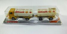 Majorette Ford Shell Oil Tanker & Tanker Trailer No 241-245 1:53 Scale VGC