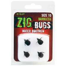 ESP Zig Bug Barbless Size 8 - Ehzb008bl