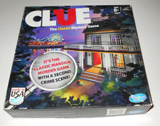 Clue The Classic Mystery Board Game 2013 Hasbro - Complete