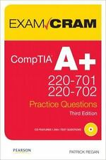 CompTIA A+ 220-701 and 220-702 Practice Questions Exam Cram-ExLibrary