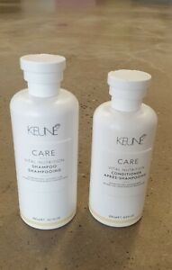 Keune Care Vital Nutrition Hair Shampoo 300ml + Conditioner 250ml 2 Pack
