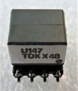 TRTEP7S-U147C013 TDK ADSL TELECOM TRANSFORMER 38ohm SMD 10-PC LOT