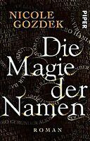 Die Magie der Namen: Roman von Gozdek, Nicole   Buch   Zustand sehr gut