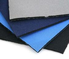 Neoprene Scuba 2.5mm Knit Fabric Polyester Spandex Sold by yard 50'' MANY COLORS
