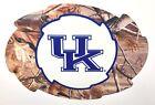 NEW Kentucky Wildcats UK Camo Car Fridge Magnet Decal NCAA NFL - Ships Fast