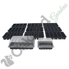 Seed Tray / Inserts / Propagator Lids Tops 8 15 20 24 25 40 50 Cell Trays Gravel