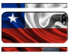 Chile National Symbol Flag iPhone 4 4S 5 5S 5c 6 6S 7 + Plus Case Cover
