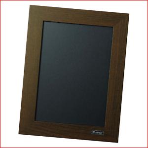 "Quartet Chalkboard, 8-1/2"" x 11"" Chalk Board, Wood Finish Frame 80214"