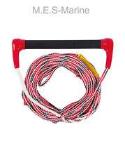 JOBE corde Ski Combo ski poignée de transfert de 60 pieds ligne Wakeboard Kneeboard-Rouge