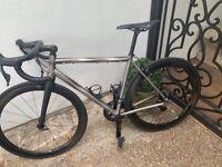 Lynskey Helix Titanium Bike 54 Enve Wheels