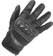 Büse Safe Ride Motorrad Handschuhe schwarz Gr. 10/XL Sommer Mesh