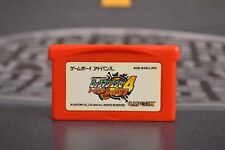 ROCKMAN EXE 4 RED SUN (MEGA MAN) GAME BOY ADVANCE JAP JP JPN GBA GAMEBOY