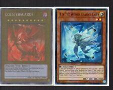 Yugioh Card - Ultra Rare Holo - Lee The World Chalice Fairy COTD-EN022