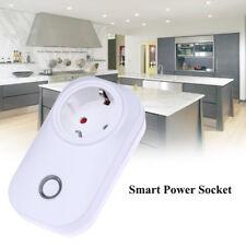 Smart WiFi Steckdose Wireless-Fernbedienung Timer Switch Socket, EU-Stecker