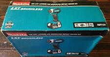 Makita XDT131 LXT Brushless Cordless Impact Driver Kit