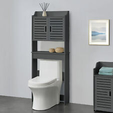 B-WARE Toilettenschrank Badezimmerschrank Überbauschrank Badschrank Schrank