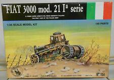 1/35 Tauro Model Fiat 3000 Mod. 21 No. 104 Italian tank