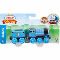 Fisher-Price Thomas & Friends Wood Gordon Engine Train Set GGG46 NEW