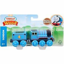 Fisher-Price Thomas & Friends Wood Gordon Engine Train Set GGG46 NEW