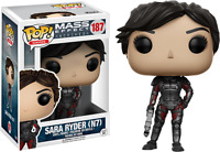 Sara Ryder (N7) Andromeda Mass Effect FUNKO Pop Vinyl - NEW in Box
