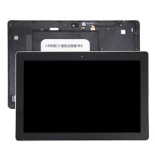 GLS DISPLAY+ TOUCH SCREEN +COVER PER ASUS ZENPAD 10 Z300 NERO P00C P023 FRAME