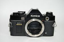 KONICA FP- 1 PROGRAM 35MM FILM CAMERA BODY ONLY