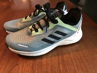 Adidas TERREX AGRAVIC FLOW TRAIL RUNNING SHOES Size 4.5 RRP £119.95