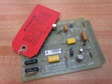 Kollmorgen EM-1 Velocity Loop Board EM1