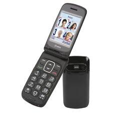 Olympia Primus Senioren Komfort Mobiltelefon mit großen Tasten in Anthrazit