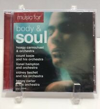 New Jazz Music For: Body and Soul by Various Artists (CD, May-2001, Madacy)