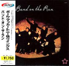 PAUL MCCARTNEY BAND ON THE RUN WINGS CD JAPAN MINI LP OBI JET,HELEN ON WHEELS