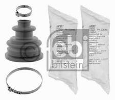 Renault 5, 9, 11, 19 (1982 on) Outer CV Rubber Boot Kit Veco VH 5272