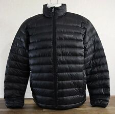 NWT Marmot Men's Azos Down Winter Jacket Puffer Size MEDIUM Black 700 Fill NEW