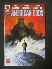AMERICAN GODS #1 C2E2 EXCLUSIVE VARIANT NEIL GAIMAN STARZ