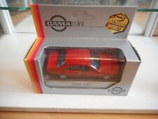 Gama BMW 735 i in Red on 1:43 in Box