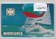 Télécarte Privée D538 neuve voiliers  ref TP67
