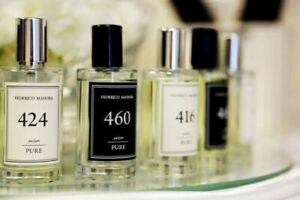 PURE PARFUM FOR HER and HIM 50ML FEDERICO MAHORA  *NEW* 372 , 472 , 18 , 413, 20