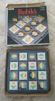 Rubik's Magic Strategy  Game - RETRO - VINTAGE By MATCHBOX 1987 FREE P&P