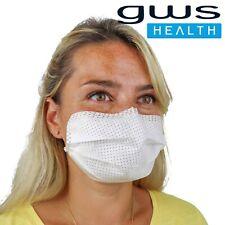 gws selbsthaftende Atemschutzmaske 50 Stück selbstklebender Mund-und Nasenschutz