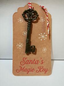 Magical Christmas Key